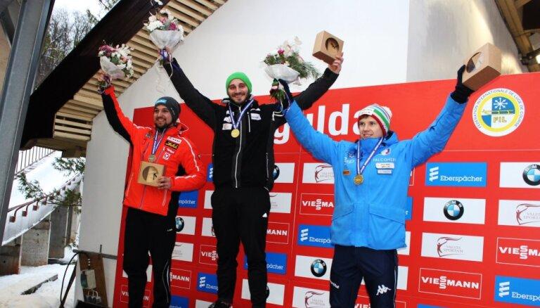 Kivlenieks uzvar Nāciju kausa sacensībās Siguldā, Pasaules kausā Latvijai būs 10 dalībnieku