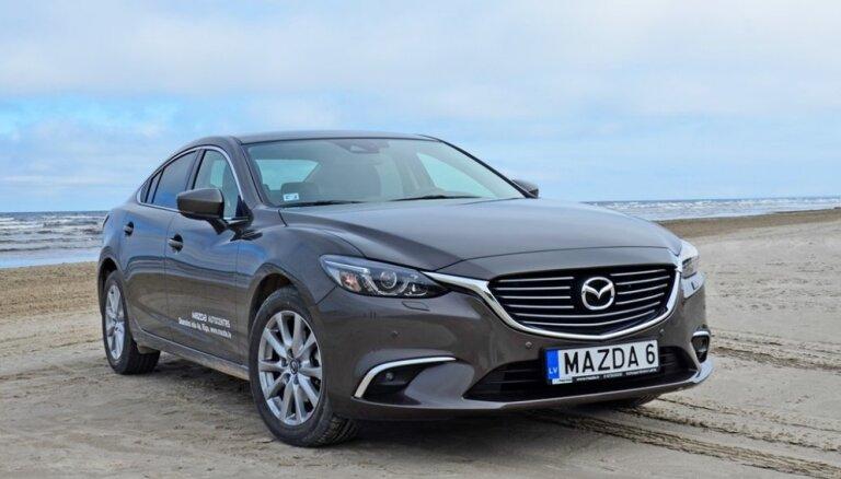 'Mazda 6' Limited Edition – katrs brauciens ir īpašs