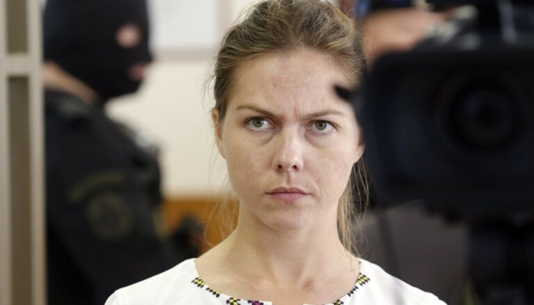 В машине сестры Савченко нашли взрывное устройство