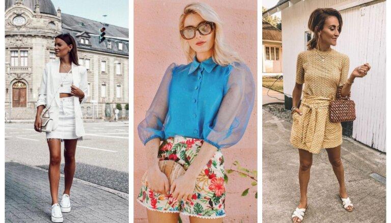ФОТО. Как одеваться в августе: 31 идея стильных комбинаций на каждый день