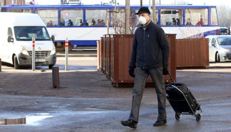 Rīgā 14 dienu kumulatīvais ar Covid-19 saslimušo skaits pieaudzis līdz 3450