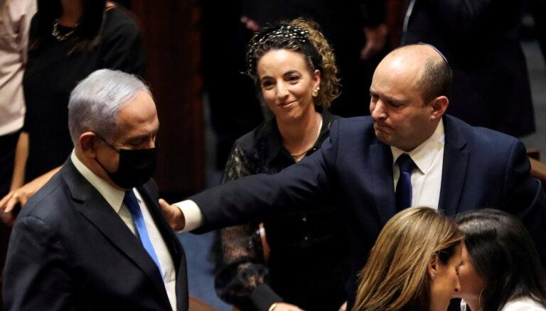 В Израиле — новый премьер и новое правительство. Нафтали Беннет положил конец эпохе Нетаньяху
