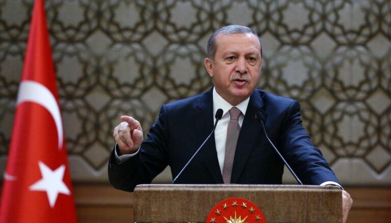 Эрдоган: Турция продолжит бороться с терроризмом каждый день