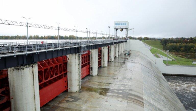 Jūnijā Latvijas HES saražojušas par 57% mazāk elektroenerģijas nekā maijā
