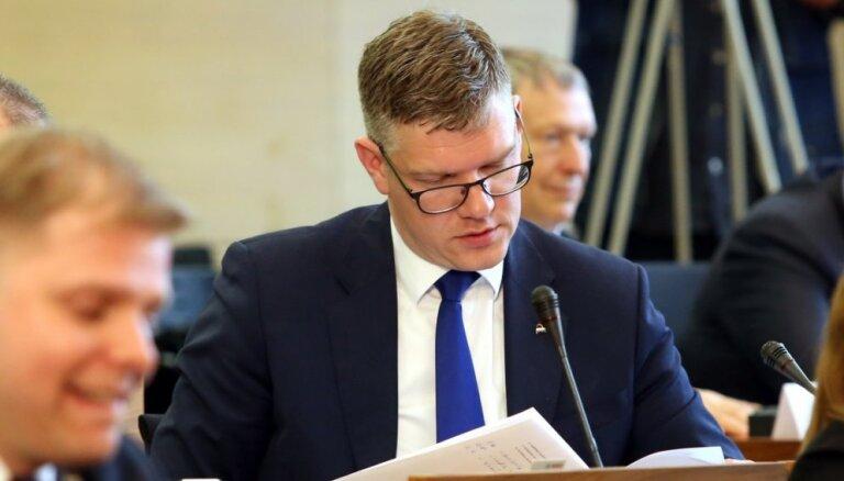 Кирсис: с отстранением Ушакова в Рижской думе ничего не изменилось
