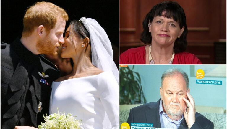 Karaliskais skandāls: radinieki publiski nomelno hercogieni Meganu