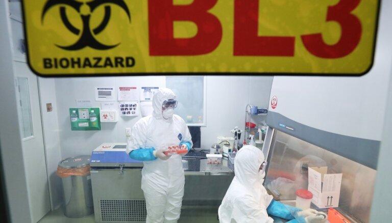 В Европе зафиксировали первые случаи заболевания новым коронавирусом