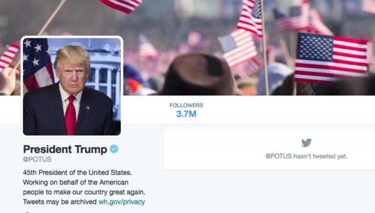 Трамп без Twitter: цензура или защита демократии?