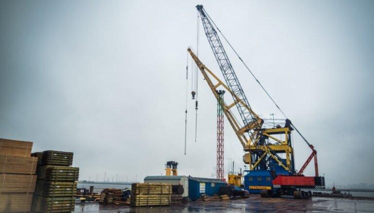 Par Daugavas akvatorijas piesārņošanu uzņēmumam draud līdz 2900 eiro sods