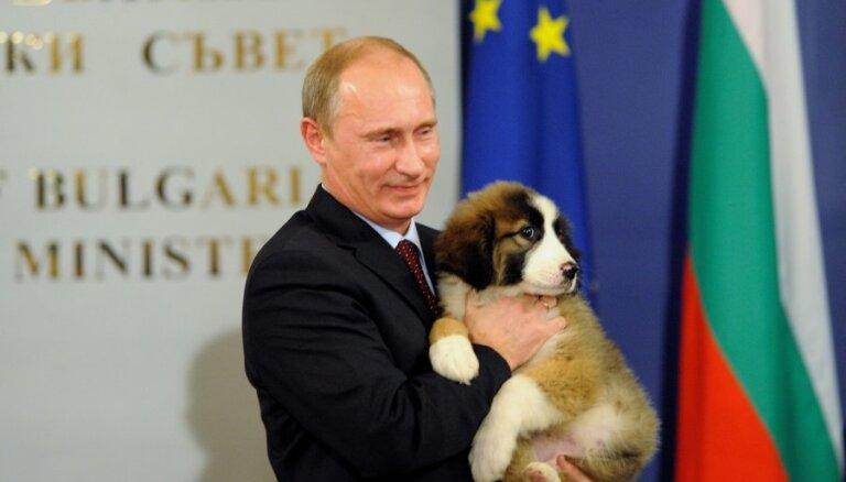 Путин — лауреат премии мира имени Конфуция