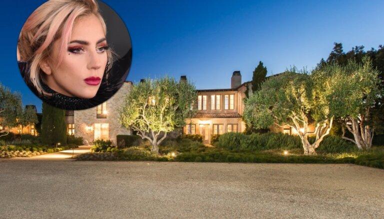 Kā dzīvo Lady Gaga, Bejonsa un citas: slavenu dziedātāju greznie mājokļi