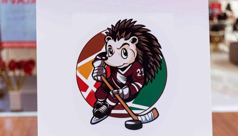 ФОТО: Названы фавориты на роль талисмана ЧМ-2021 по хоккею в Риге и Минске