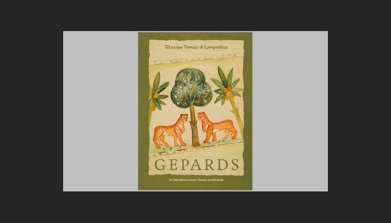Atkārtoti izdod Džuzepes Tomazi di Lampedūzas grāmatu 'Gepards'