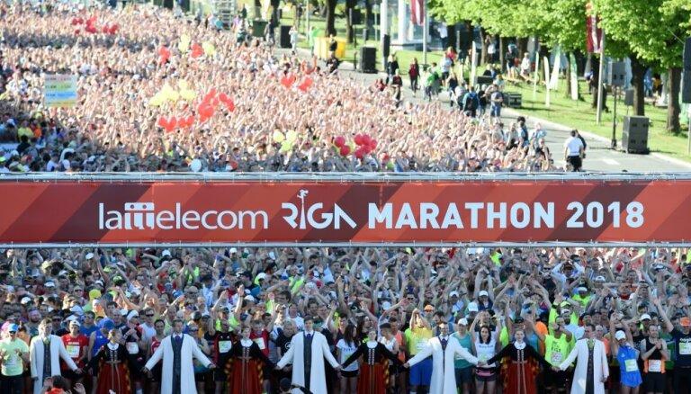 Lattelecom Rīgas maratonu iekļauj pasaules prestižāko maratonu līgā