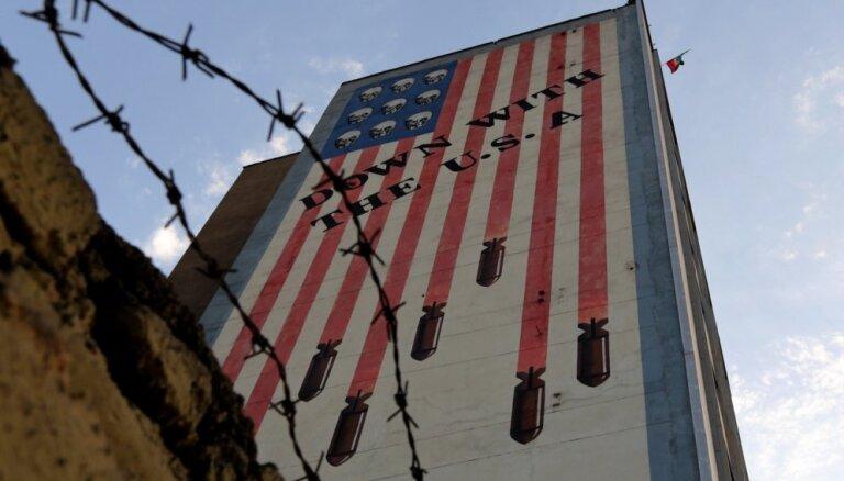 1000 uzlidojumu un 13 000 kilogramu smagas bumbas: kā notiktu ASV trieciens Irānai