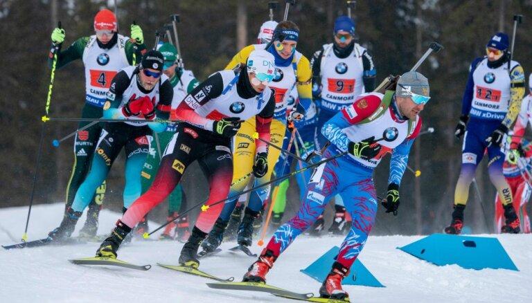 У России — вторая медаль в морозном Кэнморе, латвийцы не дошли до финиша