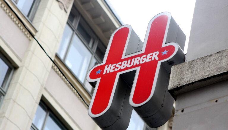 'Hesburger' šogad plāno atvērt vēl divus ātrās ēdināšanas restorānus Latvijā
