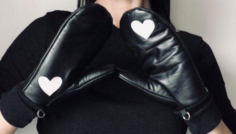 ФОТО. Тепло и красиво: выбираем стильные варежки, перчатки и митенки