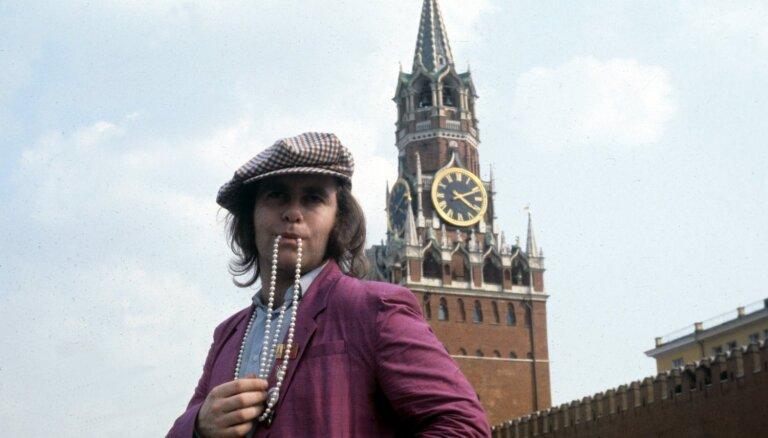 Kāpēc šeit nav kondicionieru? 40 gadu kopš vēsturiskās Eltona Džona turnejas PSRS