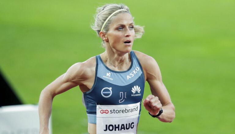 Олимпийская чемпионка по лыжам отобралась на чемпионат мира по легкой атлетике