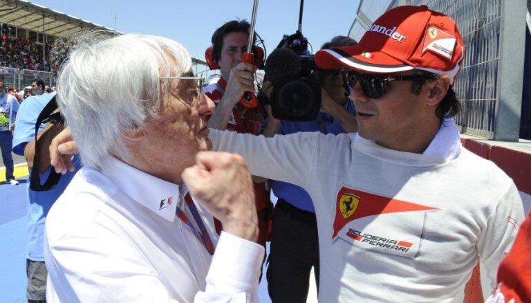 Masa sasniedzis 'Ferrari' antirekordu