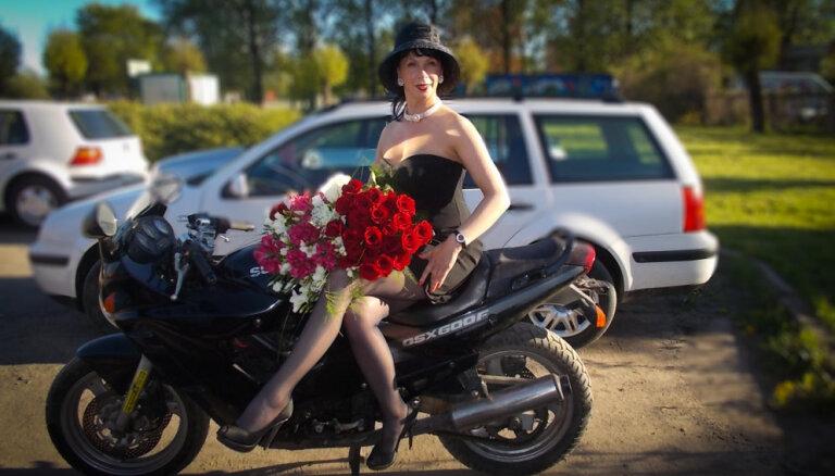 Latvijas skaistākās omītes Lilitas stāsts: aizgāju no attiecībām, biznesa un savas pilsētas