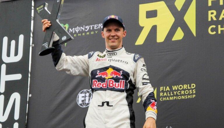Ekstroms atsakās no DTM par labu 'World RX'