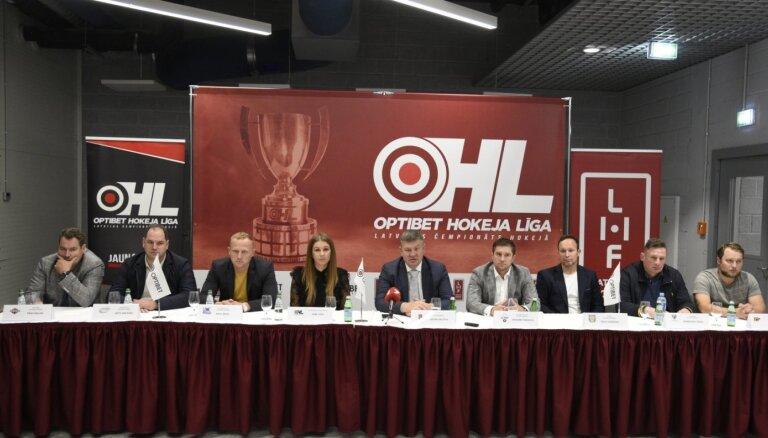 OHL komandas jauno sezonu sagaida krietni atjauninātos sastāvos