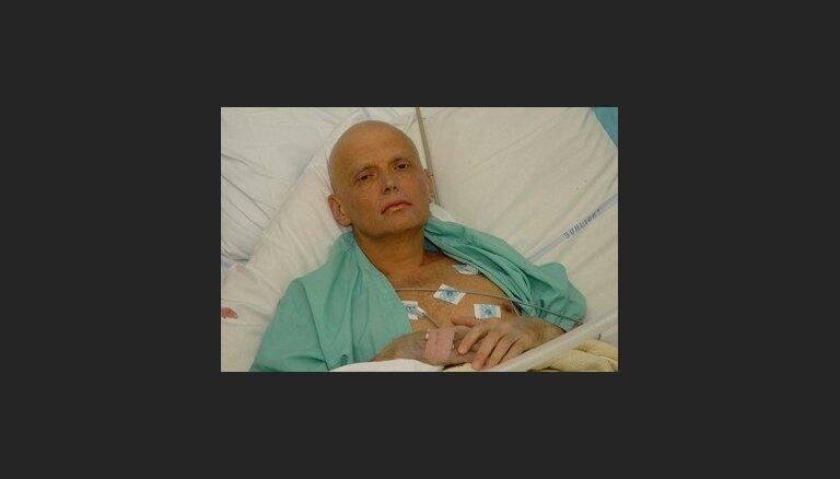 Londonā atsāksies disidenta Ļitviņenko slepkavības izmeklēšana