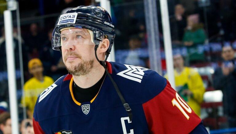 Mozjakins jau desmito sezonu pēc kārtas aizvadīs Magņitogorskā