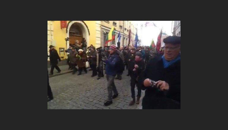 16. marts 'Daugavas Vanagi' gājiens - 2