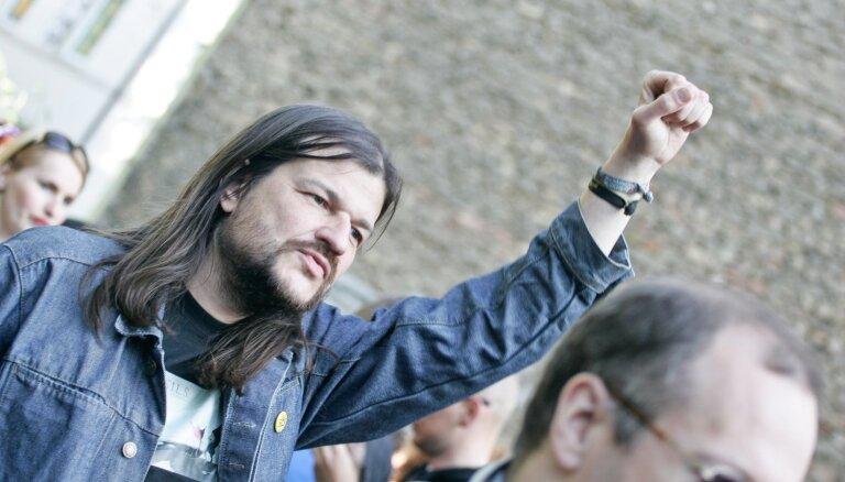 Uldis Rudaks aicina uz festivālu 'Kartupeļpalma 58' Salaspilī