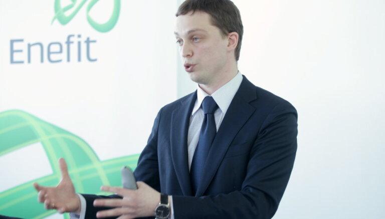 У эстонского торговца электроэнергией в Латвии прибыль превысила миллион евро