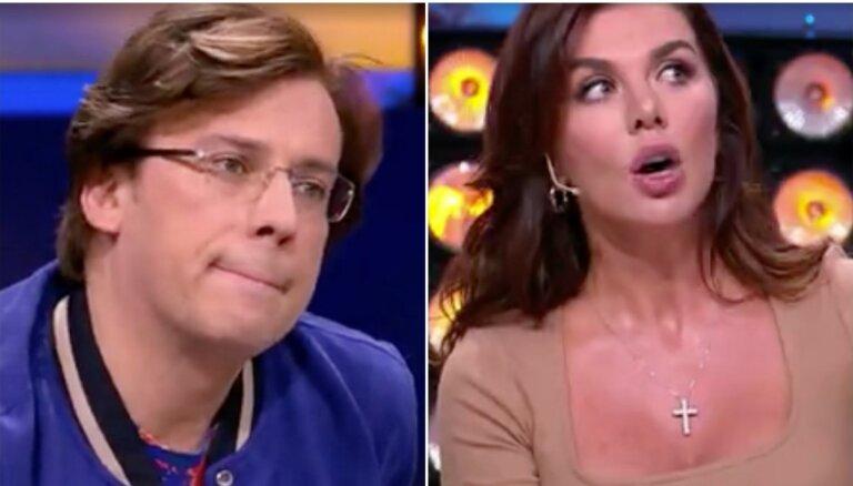 'Mēsls' – Sedokova pirmo reizi komentē skandalozo šovu, no kura aizgāja