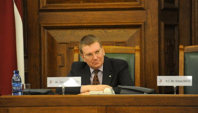 Ринкевич: позиция Латвии по проблеме беженцев— самая негативная в ЕС