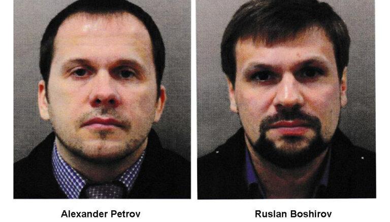 Евросоюз согласовал санкции против Петрова и Боширова
