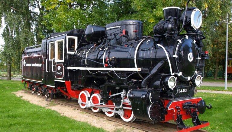 Dzelzceļa muzejā skolēnu brīvlaikā notiks radošās nodarbības