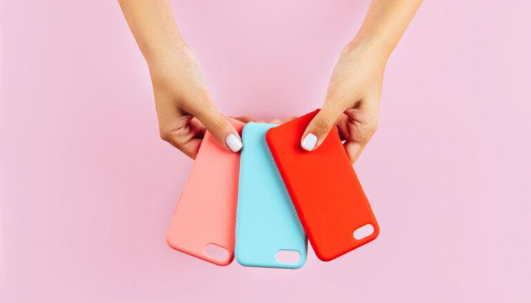 Pieprasītākās mobilo telefonu krāsas ir melna, zila un zelta