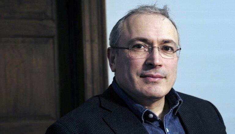 Ходорковский: падающей популярности Путина поможет присоединение Беларуси