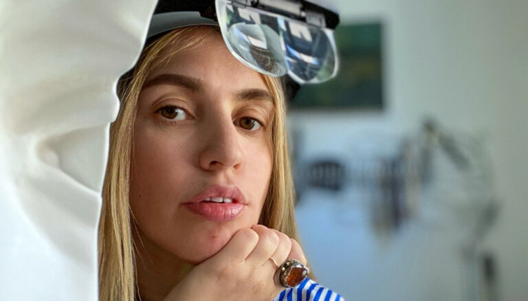 Juveliere Eliza Lima: es dzīvoju tikai tad, kad varu kaut ko veidot
