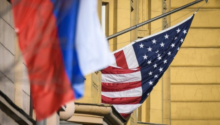 Krievija draud atbildēt ar pretsoļiem uz ASV izstāšanos no INFT