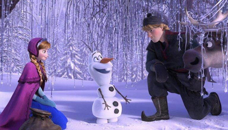 Grinčs vai Elza no 'Ledus sirds'. Kurš no Ziemassvētku multfilmu varoņiem raksturo tieši tevi