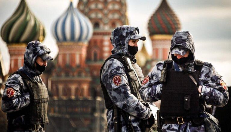 Krievijā jauns Covid-19 upuru rekords; nosaka brīvdienas no 30. oktobra līdz 7. novembrim