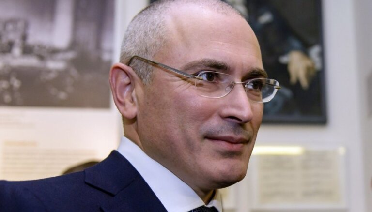 СКР назвал возможным заказчиком убийства мэра Нефтеюганска Ходорковского