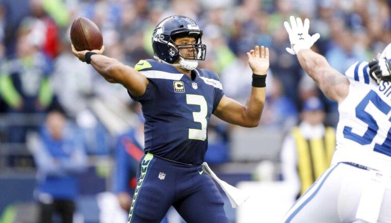Saspēles vadītājs Vilsons paraksta NFL vēsturē vislabāk apmaksāto līgumu