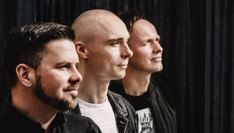 ВИДЕО: Prāta vētra, Донс и Бусулис записали гимн любви
