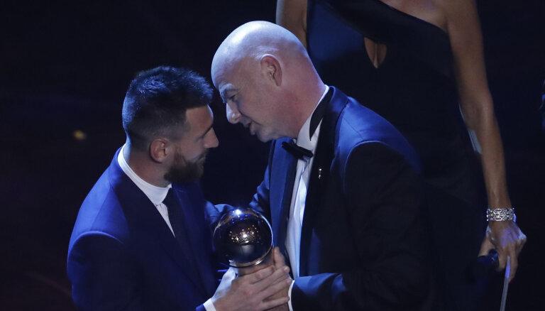 Месси не выбирали? Новый скандал в ФИФА