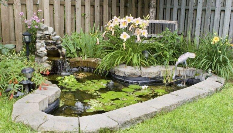 No atpūtas vietu izveides līdz dīķim: idejas, kā dārzā izmantot stūrus