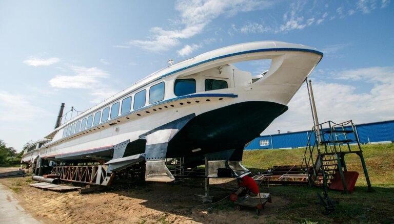 Lietuvā atsāks kursēt ātrgaitas pasažieru kuģis no Kauņas uz Nidu