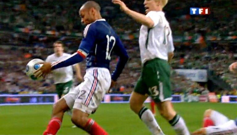 """Ирландия получила от ФИФА за """"руку Анри"""" 5 миллионов евро"""